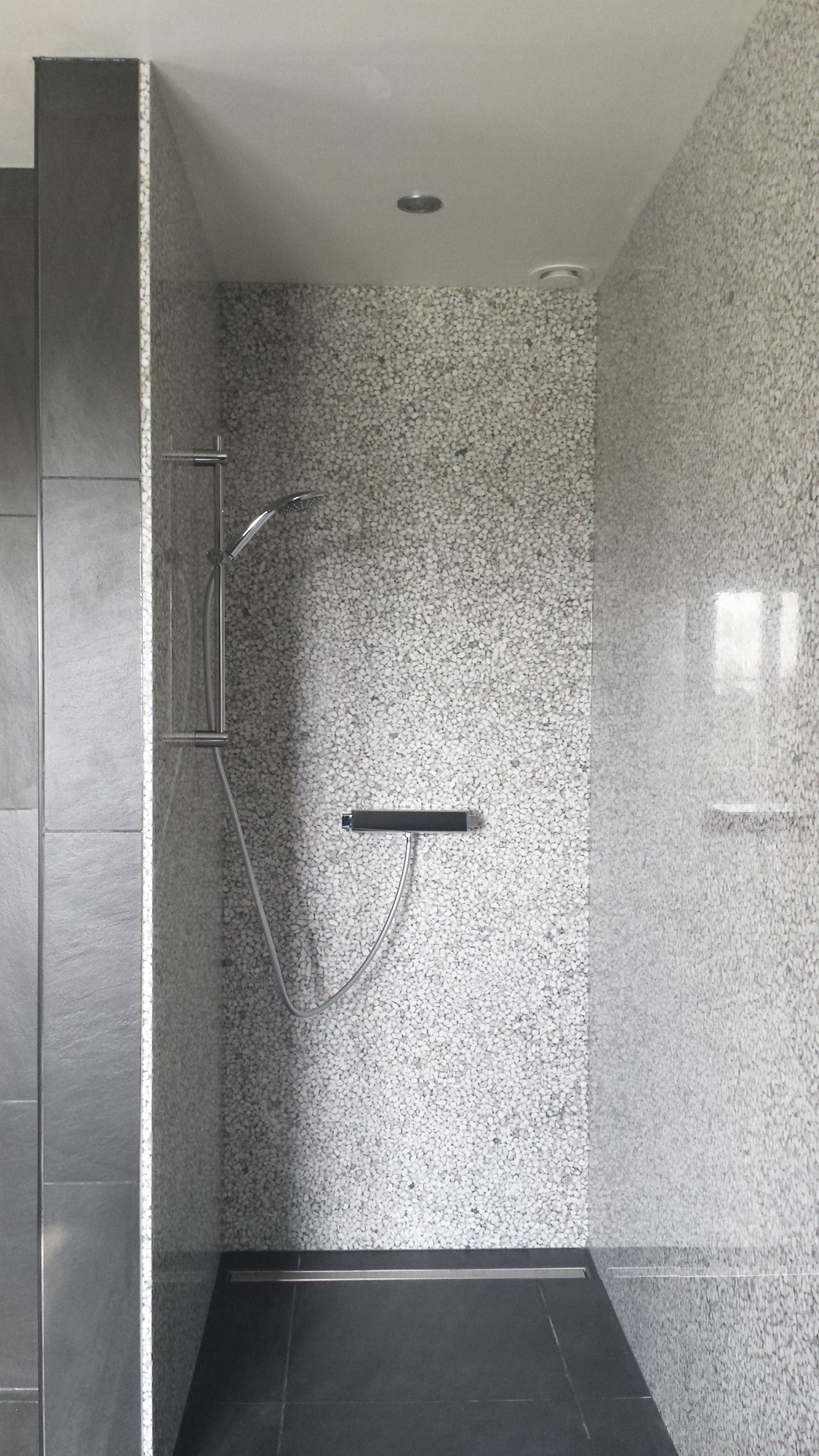 het inrichten van een badkamer